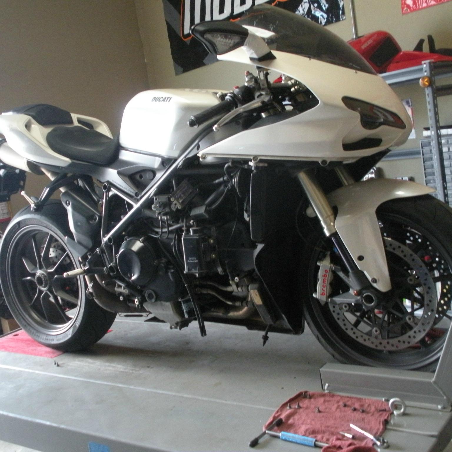 Ducati Motorcycle Repair & Maintenance